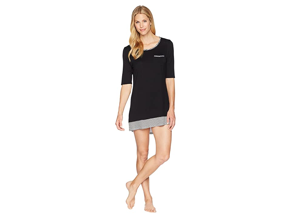 Jockey Sleepshirt (Black) Women
