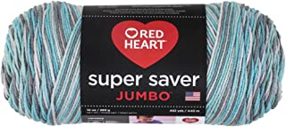 Red Heart Super Saver Jumbo E302C, Icelandic