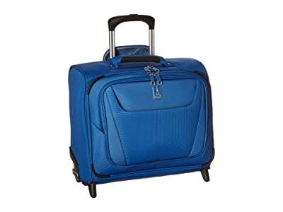 Travelpro Maxlite(r) 5 Carry-On Rolling Tote (Azure Blue) Luggage