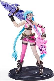 League Of Legends 6062258 LGE FGR 4in Figure Jinx GML