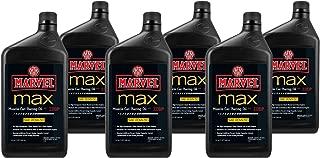 Marvel Mystery Oil 50919 Marvel Max Muscle Car/Racing Motor Oil - 32 Fl Oz. (Pack of 6)