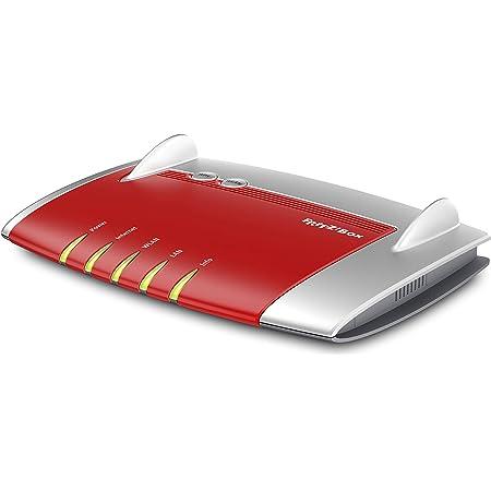 AVM FRITZ Box 4040 AC 1300 International Router Wi-Fi, Dual Band, Rete Mesh, Interfaccia Italiano