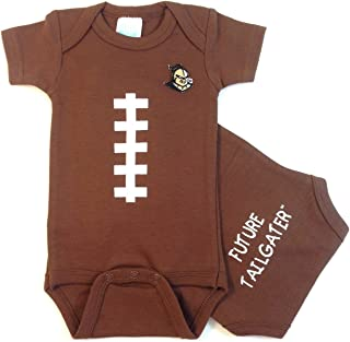 Future Tailgater UCF Central Florida Knights Baby Football Onesie