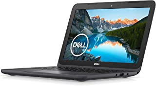 Dell ノートパソコン Inspiron 11 3180 AMD-A9 グレー 18Q12G/Windows10/11.6HD/4GB/128GB eMMC