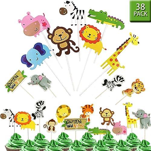 Safari and Jungle Theme Party: Amazon.com