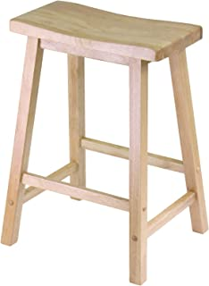 Terrific Best Unfinished Wood Stools Cheap Of 2019 Top Rated Reviewed Ibusinesslaw Wood Chair Design Ideas Ibusinesslaworg