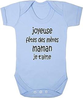 Click My Clobber, Bébé Body, Joyeuse Fêtes des Mères Maman