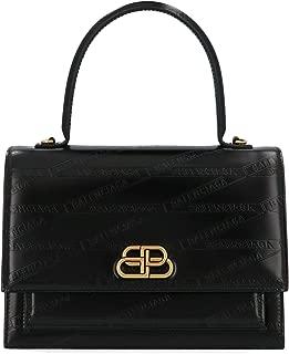Luxury Fashion | Balenciaga Womens 5806460DRY4M100 Black Handbag | Fall Winter 19