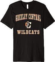 Greeley Central High School Wildcats Premium T-Shirt C1
