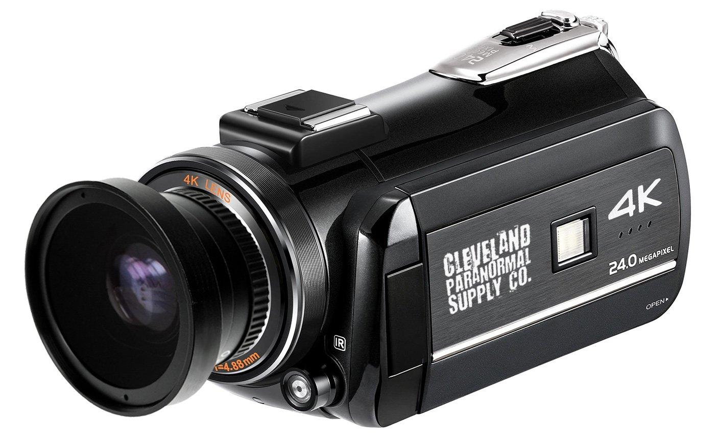 Ultra Infrared Vision Spectrum Camcorder