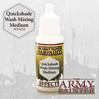The Army Painter Quickshade Wash Mixing Medium, 18ml Dropper Bottle