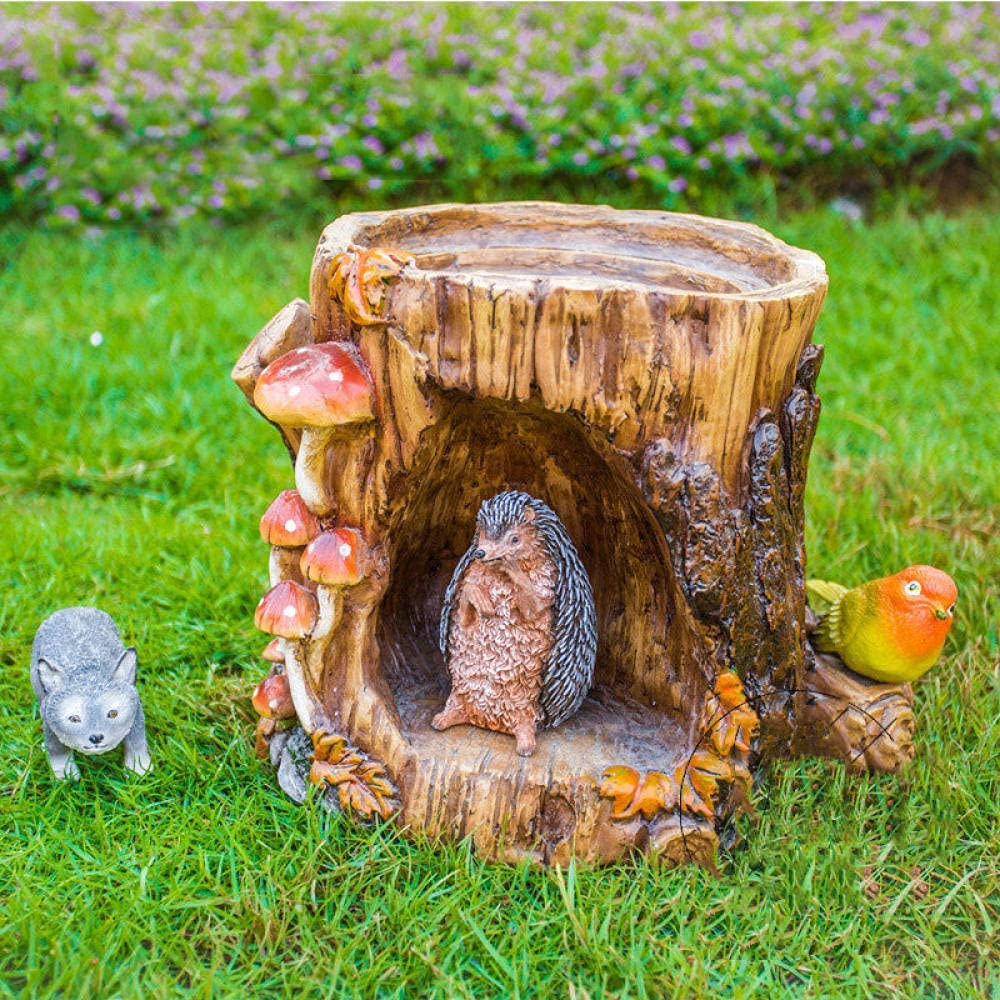 ZQQQC Garden Sculptures Statues Popularity Outdoor Pastor Bust Sale item