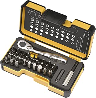 Felo 0715761545 XS Box Set includes Mini Ratchet, 1/4