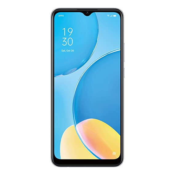 Oppo A15 (Silver, 3GB RAM, 32GB Storage) - Free 12 Months Damage Protection