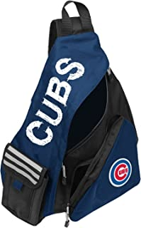 """Officially Licensed MLB Leadoff Sling Travel Backpack, Team Gear, 20"""" x 9"""" x 15"""""""