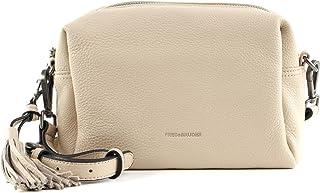 FREDsBRUDER Happy Collection Puk Crossbody Bag Light Cream