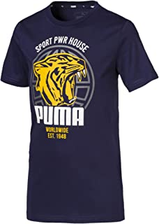 Puma Alpha Graphic Shirt For Kids