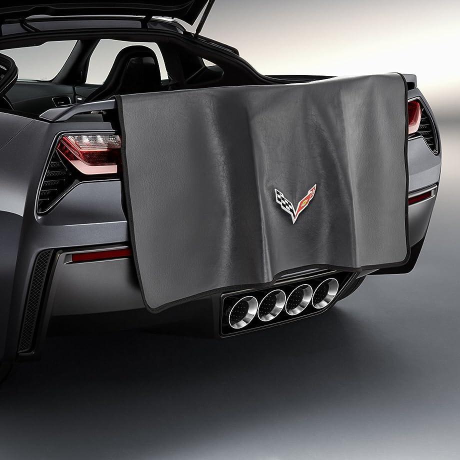 Corvette C7 Stingray Rear Fasia Bumper Protector Mat OEM GM Exterior