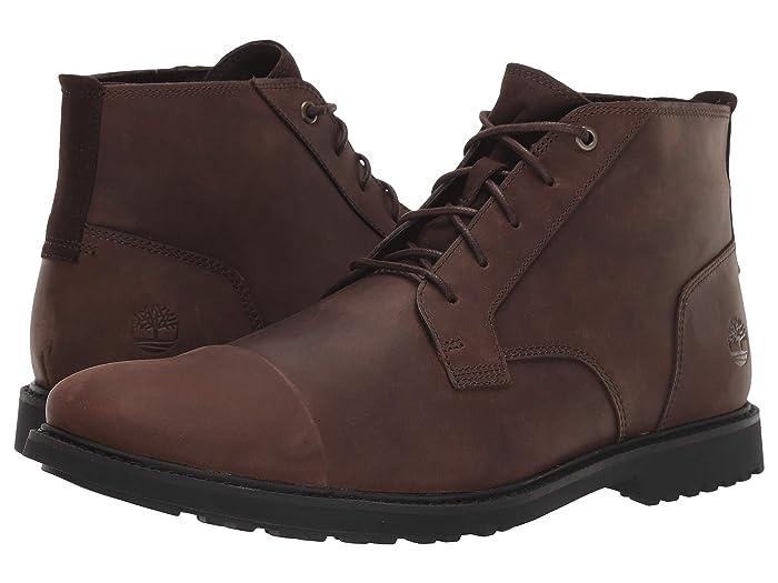 timberland lafayette cap toe boot