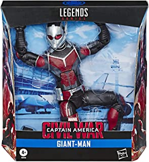 Hasbro Marvel Legends Series Build-A-Figure Deluxe 6