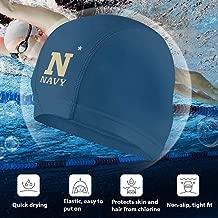 us navy swim cap