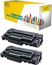 New York Toner New Compatible 2 Pack Q6511A High Yield Toner for HP - Laser Jet: LaserJet 2420   LaserJet 2420d   LaserJet 2420dn   LaserJet 2420n   LaserJet 2430. --Black