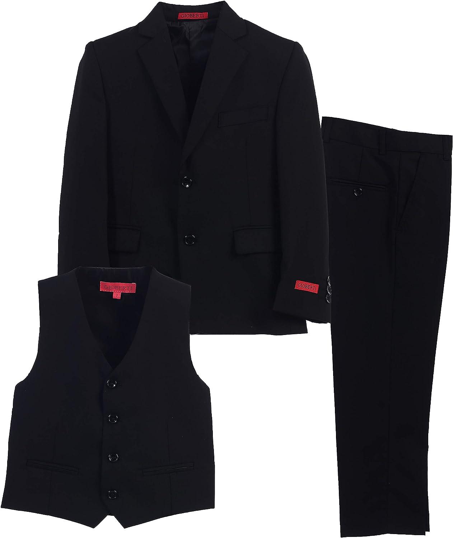 Gioberti Formal Anzug-Set f/ür Jungen