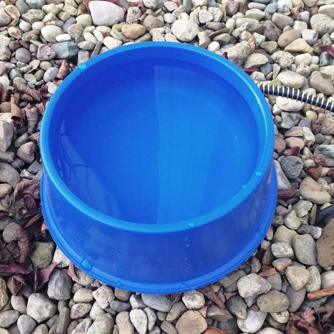 Farm Innovators QT-1C 25W Heated Pet Bowl 1 Quart