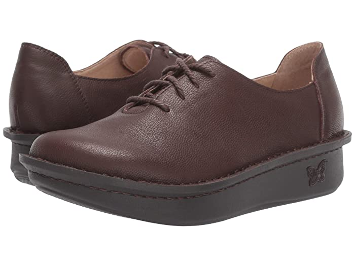Alegria  Dillyn (Mocha) Womens  Shoes