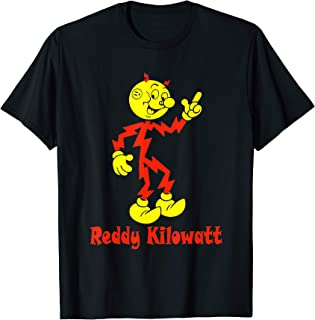 reddy kilowatt t shirt