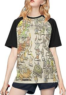 Dance Gavin Dance Instant Gratification Band Music Theme Novelty Tshirts Women`s Short Sleeve T-Shirt