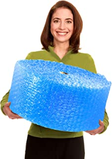 EcoBox Bubble Cushion Wrap 12-Inch Wide x 125-Feet Long, with 1/2-Inch Large Bubbles,