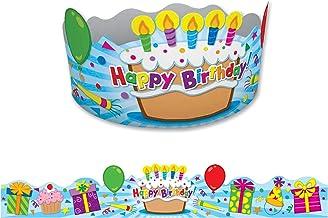 تاج های تولد Carson-Dellosa CD-101021 ، بسته 30