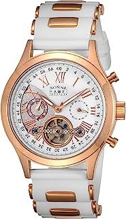 [SONNE]ゾンネ 腕時計 HAORI ホワイト文字盤 H016PG-WH メンズ