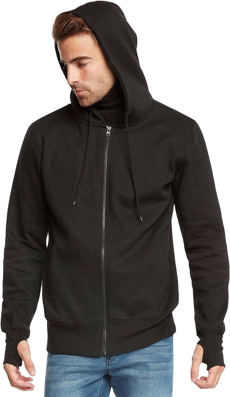 Men's Fleece Full-Zip Ninja Cash special price Hoodie by 9 San Diego Mall Crowns Essentials