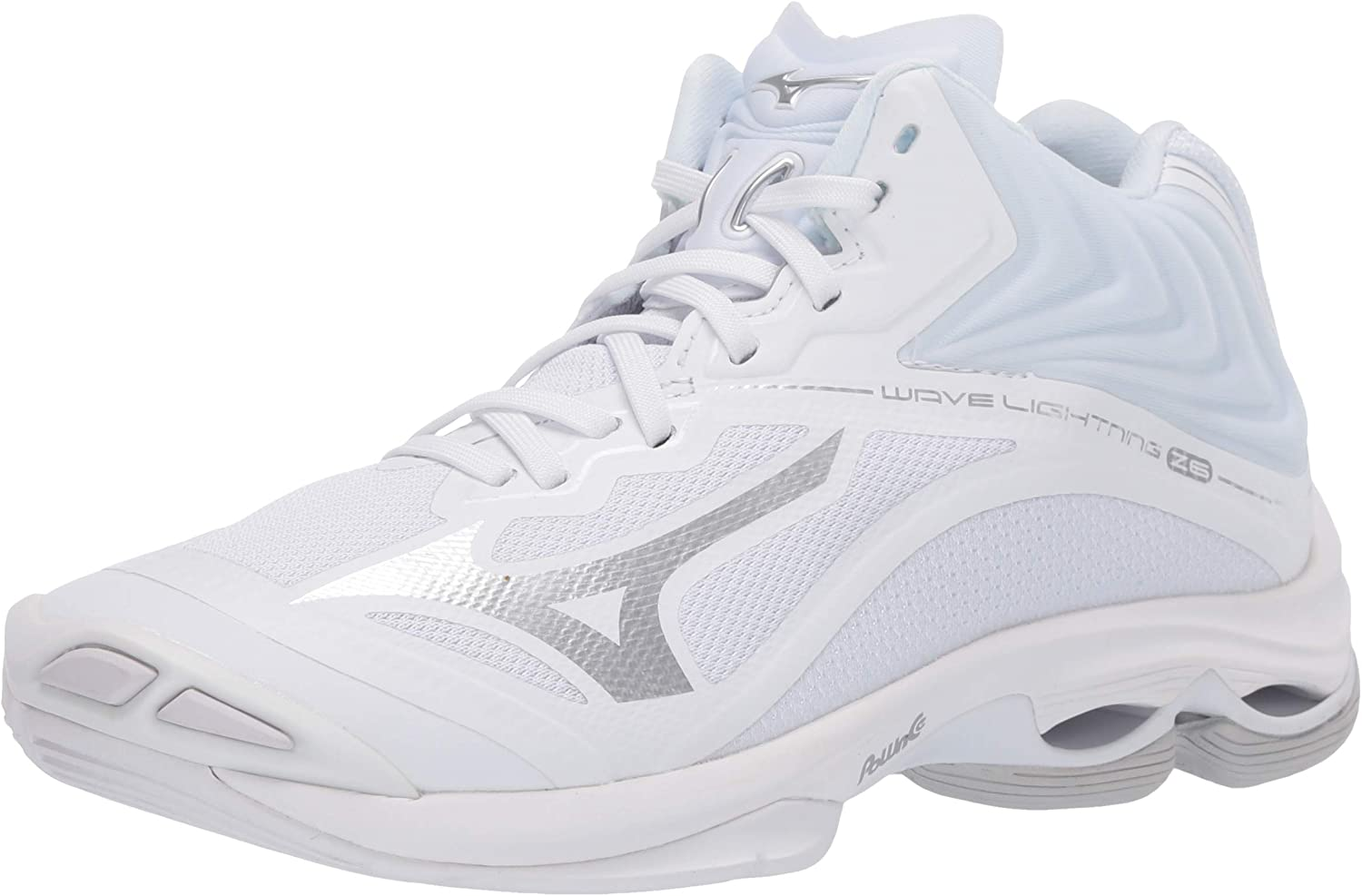 Limited time cheap sale Mizuno Women's Free Shipping New Wave Lightning Mid Z6 Shoe Volleyball