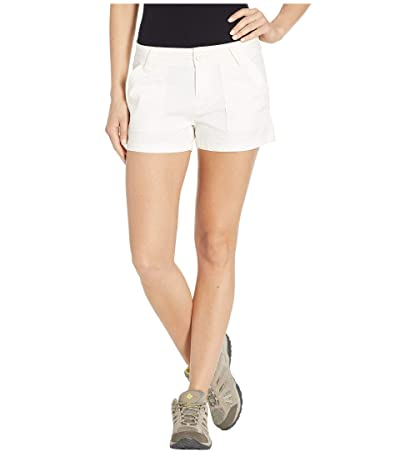 Prana Tess Shorts 3 (White) Women