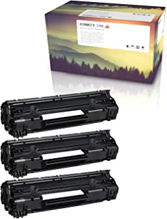 Summit Compatible Canon 126 Toner Cartridge for Canon ImageClass LBP6200d ImageClass LBP6230dw Printers (3 Black)