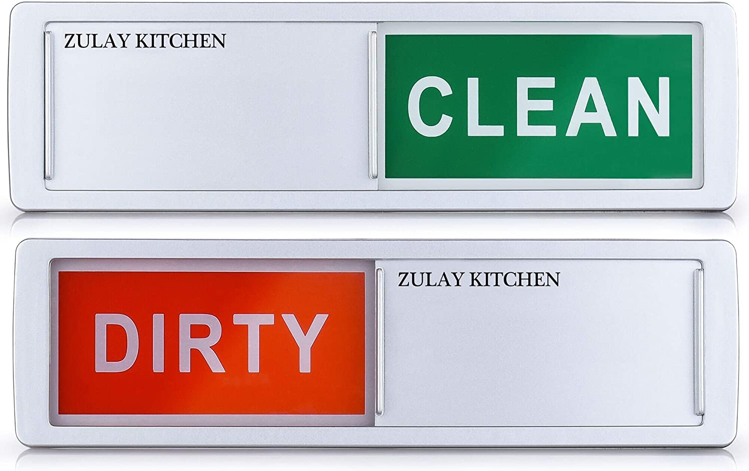 Zulay Dishwasher Clean Dirty Magnet - Free Shipping Cheap Bargain Gift Strong Arlington Mall Di Sign