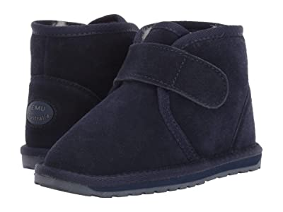 EMU Australia Kids Oddie (Toddler/Little Kid/Big Kid) (Midnight) Kids Shoes