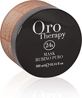 Fanola Oro Therapy Ruby (Rubino) Mask 300ml