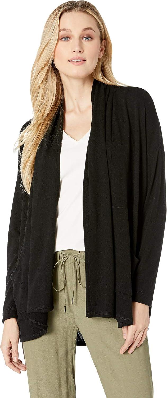 Karen Kane Womens Drape Cardigan Sweater