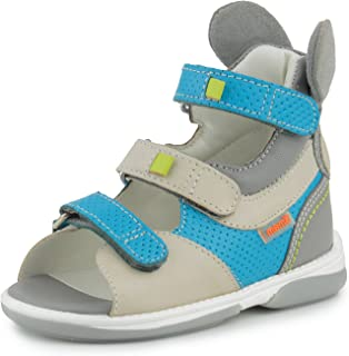 Mammal Collection Orthopedic High-Top Ankle Support AFO Sandal