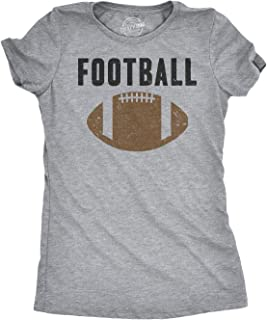 women's vintage football t shirts