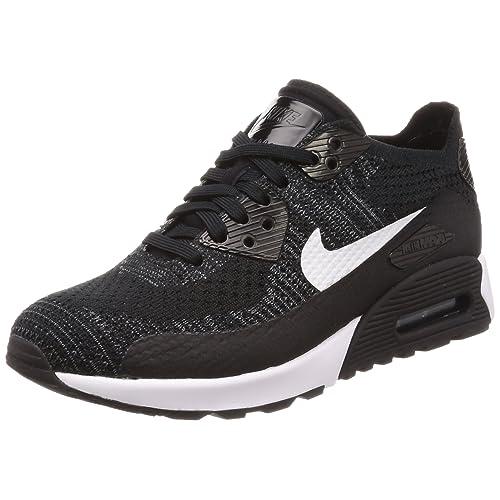 Nike Womens Air Max 90 Ultra 2.0 Flyknit Running Shoe 37e62d1697