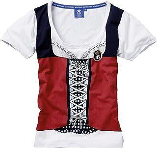 Unbekannt T-Shirt Damen Dirndl