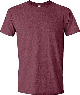 heather maroon shirt