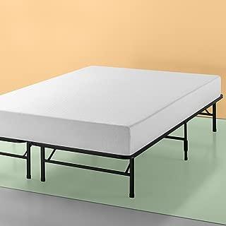 Zinus Set,Twin 10 Inch Green Tea Memory Foam Mattress and Gene SmartBase Platform Bed Frame / Mattress Foundation