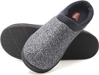 Hanes Unisex-Child ComfortSoft Memory Foam Indoor Outdoor Clog Slipper Shoe