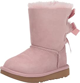 b59cefa0365 UGG Kids Customizable Bailey Bow II (Little Kid/Big Kid) | Zappos.com